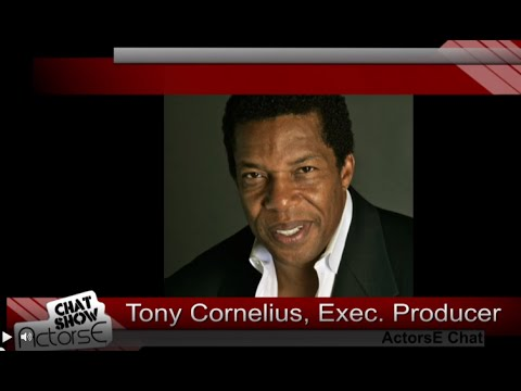 Music Tips from Tony Cornelius (Soul Train Awards) guests on ActorsE Chat