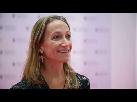 Céline Cousteau, ambassador, TreadRight
