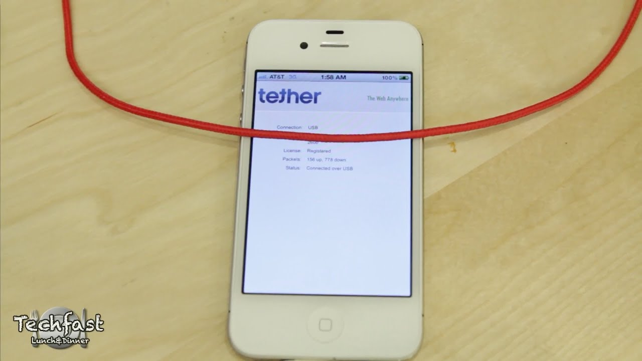 iTether: Internet Tethering for iPhone *NOW PULLED :(*