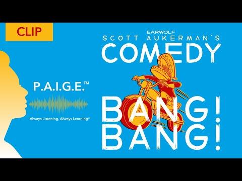 Comedy Bang Bang - P.A.I.G.E.