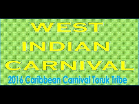 2016 Caribbean Carnival Toruk Tribe
