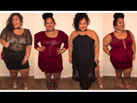 Plus Size Valentine S Day Outfit Ideas 2017 Collab With Molique