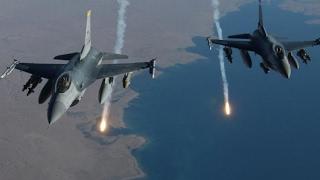 أخبار عربية - التحالف يستهدف مصادر نيران داعش على أحياء الموصل