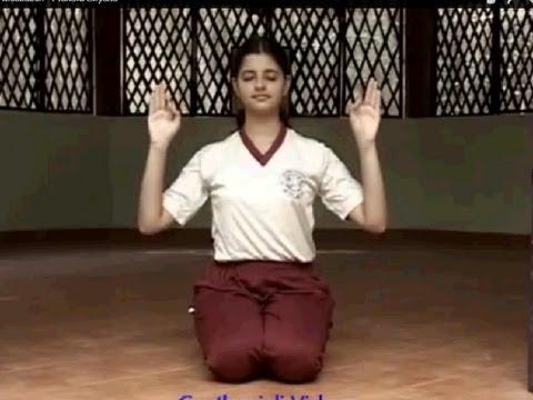Yoga Meditation - Pranava Dhyana (Muscular Flexibility)