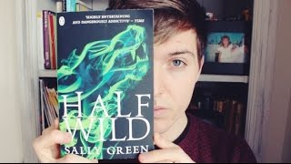 HALF WILD BY SALLY GREEN | BOOK CHAT
