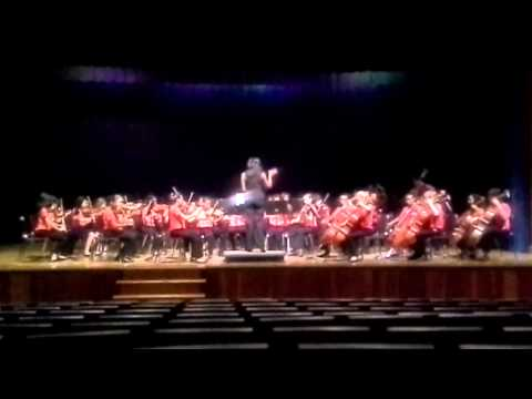 Blair Middle School ORCHESTRA: Courtland HS