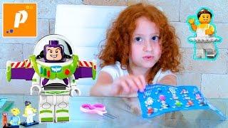 Классные Лего МиниФигурки     Распаковка и Обзор