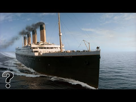 What If The Titanic Never Sank?