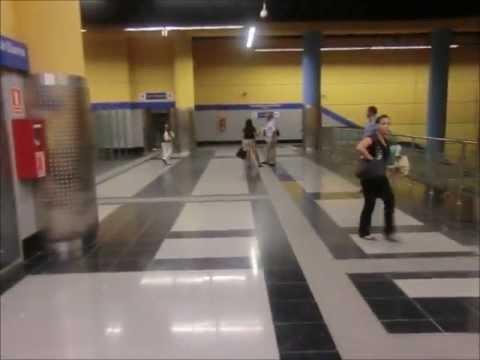 Estación Transferencia (Linea 2 metro Santo Domingo)