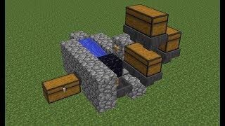 MineTech: AFK Obsidian Farm by Carburetor Gaming