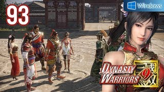 Dynasty Warriors 9 【PC】 #93 │ Wu - Lianshi │ Ch.6 - The Battle of Chibi