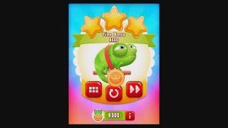 Pull My Tongue: Level 2-4 Medal - 9000 Points