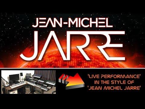 Jean Michel Jarre Inspired Track - Roland TR08 TR09 SH01A Arturia Beatstep Pro Korg Monologue