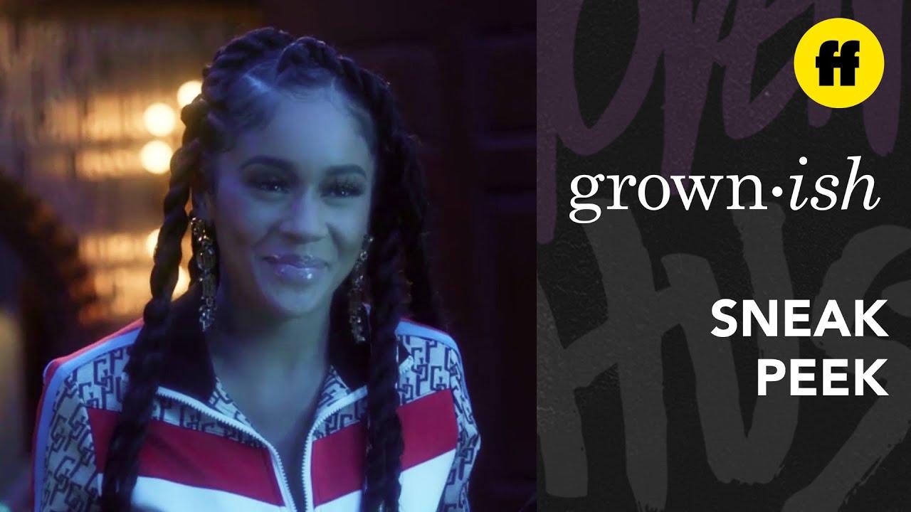 Download grown-ish Season 3, Episode 12   Sneak Peek: Did Zoey Mess Up?   Freeform