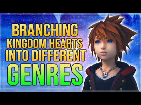 Kingdom Hearts May Get Future Games with New Genres, New Nomura Switch Game Soon?