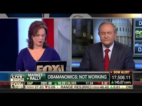 "Governor Jim Gilmore Speaks on FOX Business ""Varney & Co"""