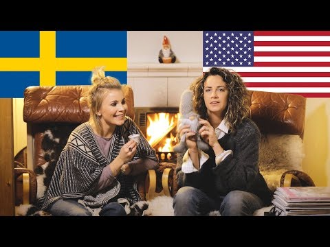 Swedish Christmas vs American Christmas Traditions