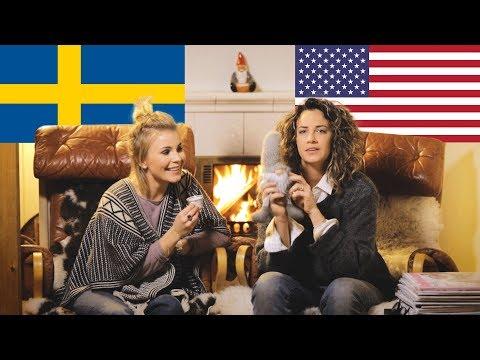 Swedish Christmas vs American Christmas Traditions