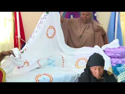 هذا الصباح- مبادرة لإحياء الحرف اليدوية النسائية بمقديشو  - 09:21-2017 / 11 / 18