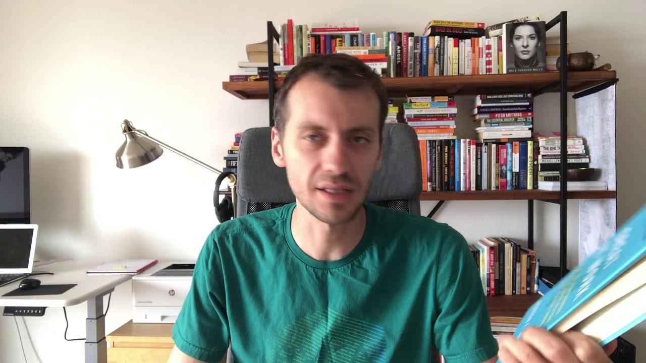book review 1 great at workmorten t hansen  youtube