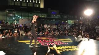 Harrien vs Hertz  | FINAL | Red Bull BC One Taiwan Cypher 2016