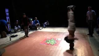 Zamojska Bitwa- 15 urodziny Side by Side- bboy jam trailer