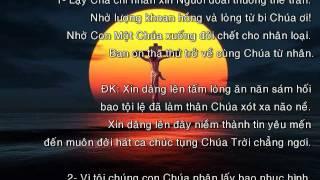 Dâng Lời Sám Hối (Lm Thái Nguyên) - Ca đoàn Ngôi Ba