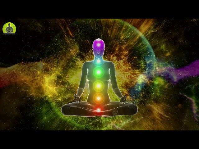 UNBLOCK ALL 7 CHAKRAS 8 Hour Deep Sleep Meditation: Aura Cleansing & Balancing Chakra