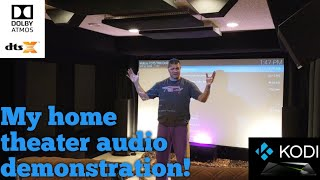 My Home Theater Audio Demonstr…