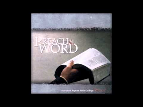 Preach The Word- Witness