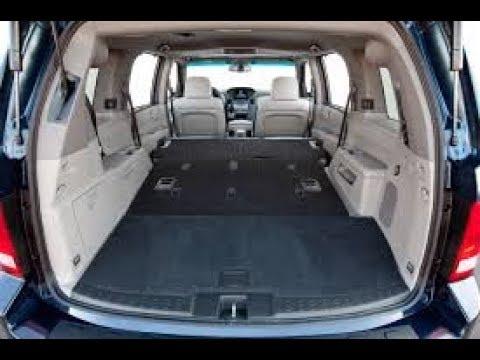 2020 Honda Pilot Youtube