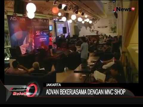 Advan Luncurkan Smartphone S6 Bekerjasama Dengan MNC Shop - iNews Malam 03/09