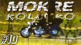 Mokre Kolanko #10: Szlif Motocyklem, Drift TIR'em, Citroen i Mystery Machine 🚗