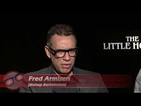 The Little Hours - Cast Interview (Part II)