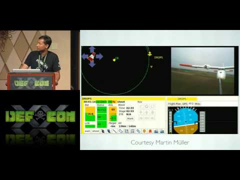 [DEFCON 20] The Paparazzi Platform: Flexible, Open-Source, UAS Software and Hardware