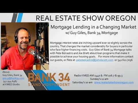 Real Estate Medford,  Mortgage Lending in a Changing Market