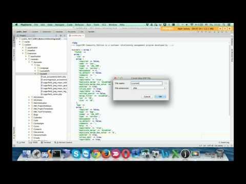 SugarCRM/SuiteCRM: ручное добавление новых полей в модуль