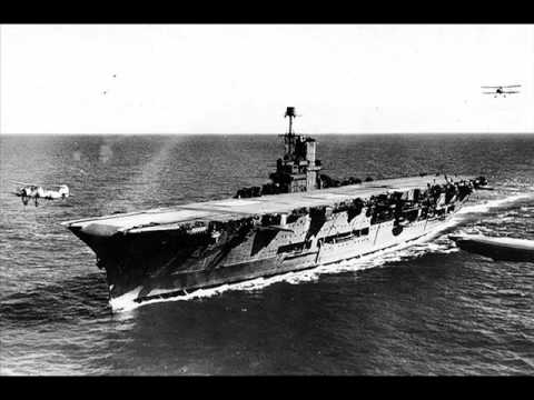 / Japanese Navy march 'Warship' by the German military band