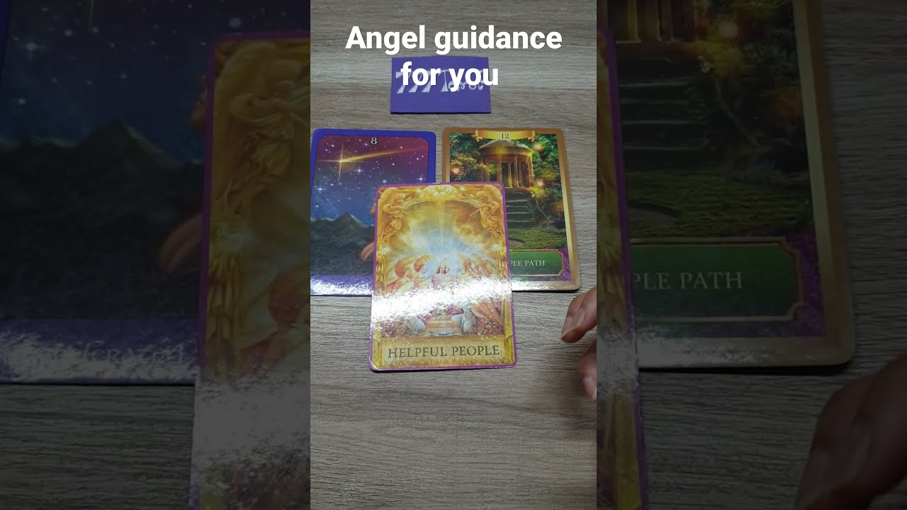 Today's Angel blessing and guidance for you 😇🧚♀️ #shorts