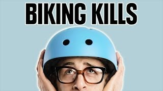 Terrifying Facts about Bicycling