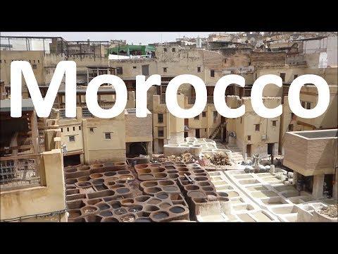 Morocco 2017 Travel Oujda, Fes & Rabat!