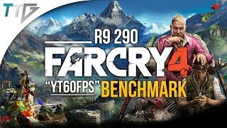 R9 290: FAR CRY 4 (1080P YT60FPS!)