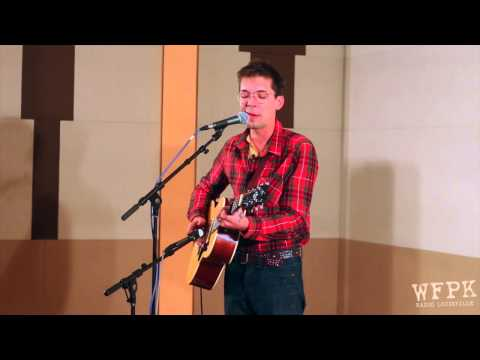 Justin Townes Earle on WFPK's Live Lunch part 1