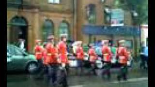 Camlachie Loyal Star FB  -  Brian Robinson Parade 2006
