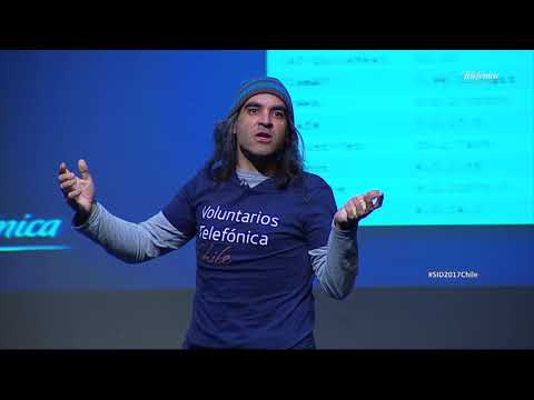 Chema Alonso en Security Innovation Day Chile 2017