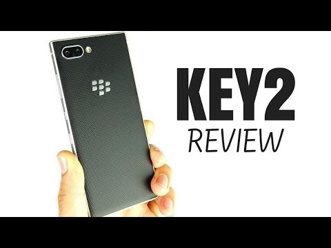 BlackBerry Key 2 Full Review!