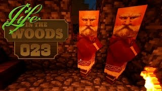 MINECRAFT [023] [Sternwanderer zum Nachbardorf] [LIFE IN THE WOODS] [Deutsch German] thumbnail