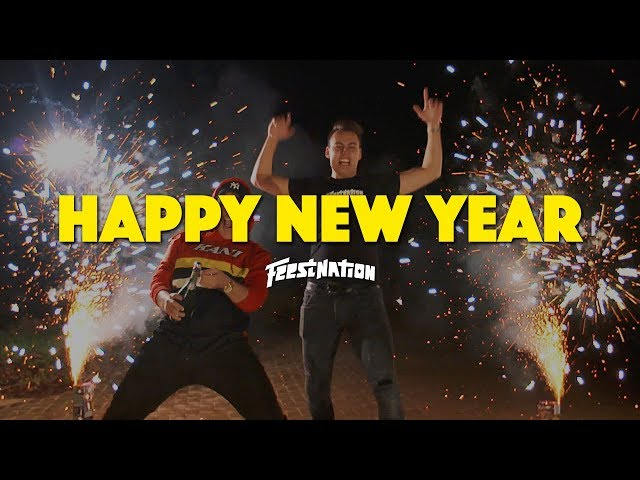 NEW YEAR 2019 - FEESTNATION