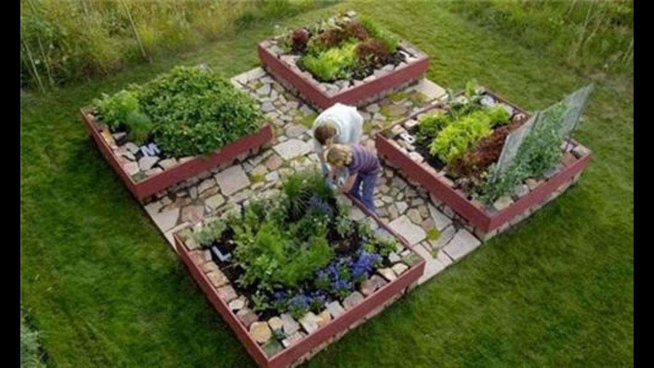 Cute garden ideas - YouTube on Cute Small Backyard Ideas id=32001