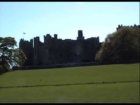 RABY CASTLE   COUNTY DURHAM  2011